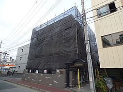 レオパレスサウザンド駒[3階]の外観