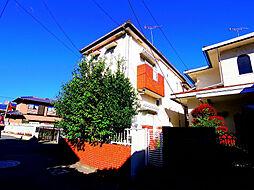 東京都東久留米市南沢1丁目の賃貸アパートの外観