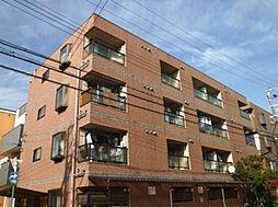 マンション サンベル[3階]の外観