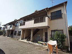 大阪府堺市美原区今井の賃貸マンションの外観