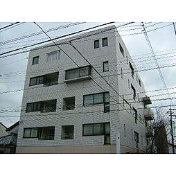 静岡県静岡市葵区柚木町の賃貸マンションの外観