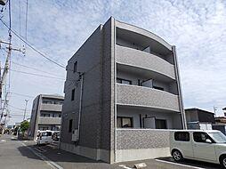 三重県四日市市楠町南川の賃貸マンションの外観