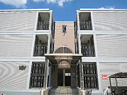 ラポール友愛II[1階]の外観