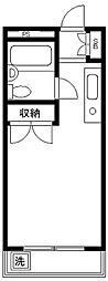 アイコート東長崎[203号室]の外観