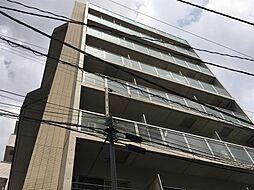 Gru・ne白山[7階]の外観