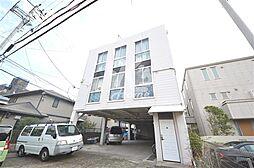 兵庫県神戸市須磨区須磨浦通3丁目の賃貸マンションの外観