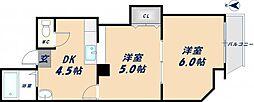 シャルマンユカワ[3階]の間取り