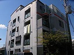 アップルハイツ富田[4階]の外観