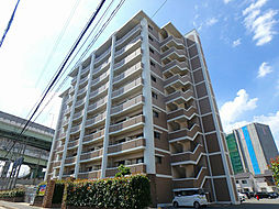 ニューシティアパートメンツ南小倉Ⅱ[5階]の外観