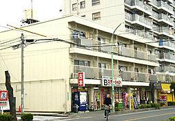西川口ガルボビル[3階]の外観