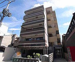 京都府京都市上京区大文字町の賃貸マンションの外観