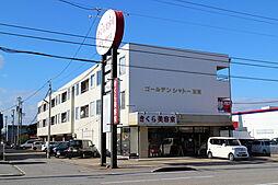 ゴールデンシャトー加賀[308号室]の外観