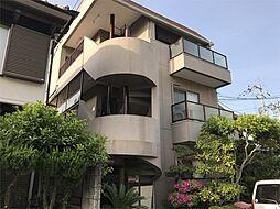 ロイヤルキャビン[2階]の外観