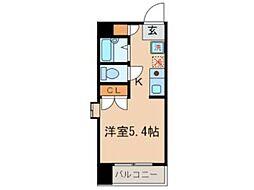 第7宮田追分マンション[1階]の間取り