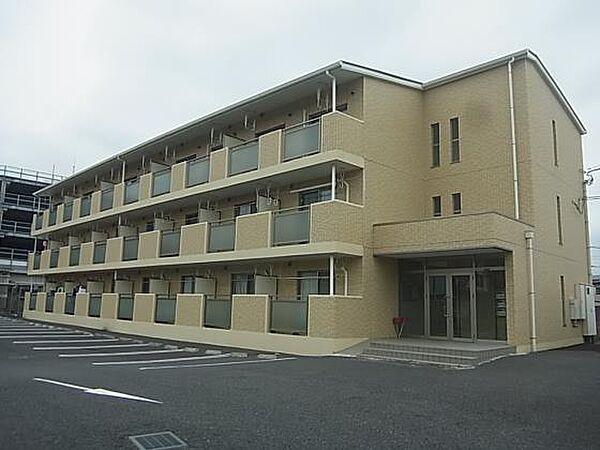 ベルガーデン 1階の賃貸【茨城県 / 土浦市】