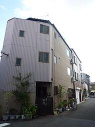 トヤママンション[2階]の外観