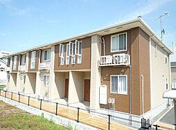 広島県尾道市高須町の賃貸アパートの外観