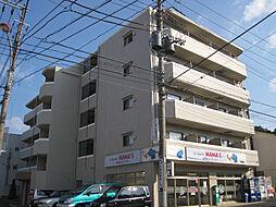 神奈川県横須賀市三春町1丁目の賃貸マンションの外観