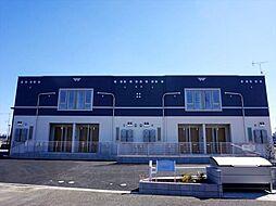 ユニヴァリィ ノア[2階]の外観