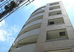 東京都品川区西中延2丁目の賃貸マンションの外観