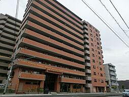 ライオンズマンション岡山南[11階]の外観