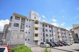 福岡県北九州市小倉南区企救丘2丁目の賃貸マンションの外観