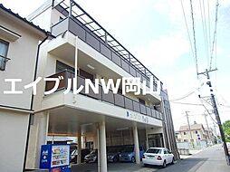 岡山県岡山市南区福島2丁目の賃貸マンションの外観