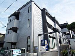 兵庫県伊丹市梅ノ木6丁目の賃貸マンションの外観