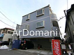 千葉県松戸市緑ケ丘2丁目の賃貸マンションの外観