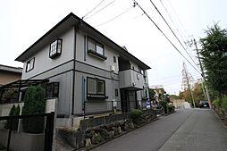 大阪府豊中市刀根山6丁目の賃貸アパートの外観