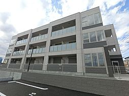 千葉県四街道市もねの里6丁目の賃貸マンションの外観