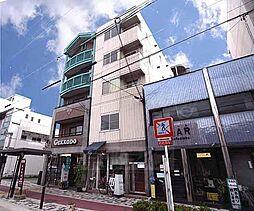 京都府京都市左京区下鴨西本町の賃貸マンションの外観