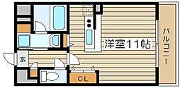 カルムクレール2・5・8[4階]の間取り