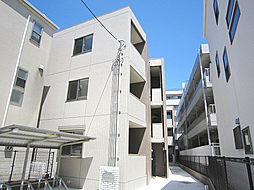 神奈川県横浜市戸塚区柏尾町の賃貸マンションの外観