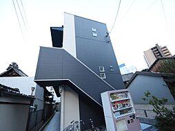 愛知県名古屋市北区大曽根4丁目の賃貸アパートの外観