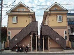 ネオステージ大倉山[1階]の外観