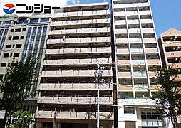 グレイス2000[8階]の外観