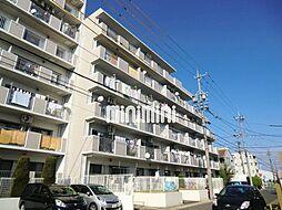 愛知県名古屋市守山区大森4丁目の賃貸マンションの外観