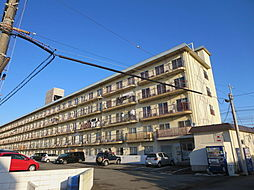 兵庫県高砂市神爪3丁目の賃貸マンションの外観
