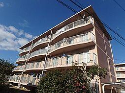 秋山ハイツ A棟[2階]の外観