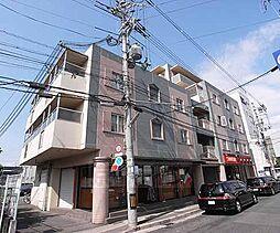 京都府京都市西京区山田車塚町の賃貸マンションの外観