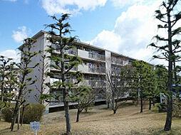 大阪府豊中市新千里北町1丁目の賃貸マンションの外観