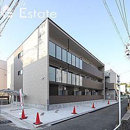 名古屋市営東山線 亀島駅 徒歩4分の賃貸アパート