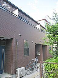 [テラスハウス] 東京都練馬区上石神井1丁目 の賃貸【/】の外観