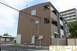 大阪府大阪市平野区長吉長原西3丁目の賃貸アパートの外観
