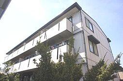 サンウッドA[2階]の外観