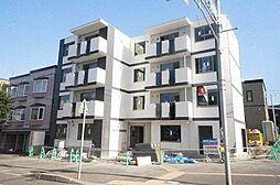 北海道札幌市手稲区手稲本町三条4丁目の賃貸マンションの外観