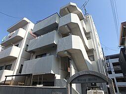 兵庫県神戸市灘区灘北通7丁目の賃貸マンションの外観