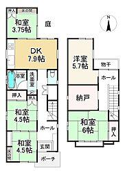 北大路駅 3,680万円