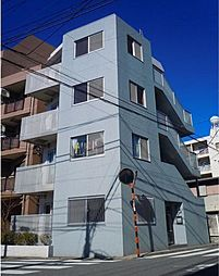 東京都大田区東嶺町の賃貸マンションの外観